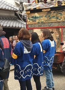 留学生の文化体験伊賀2