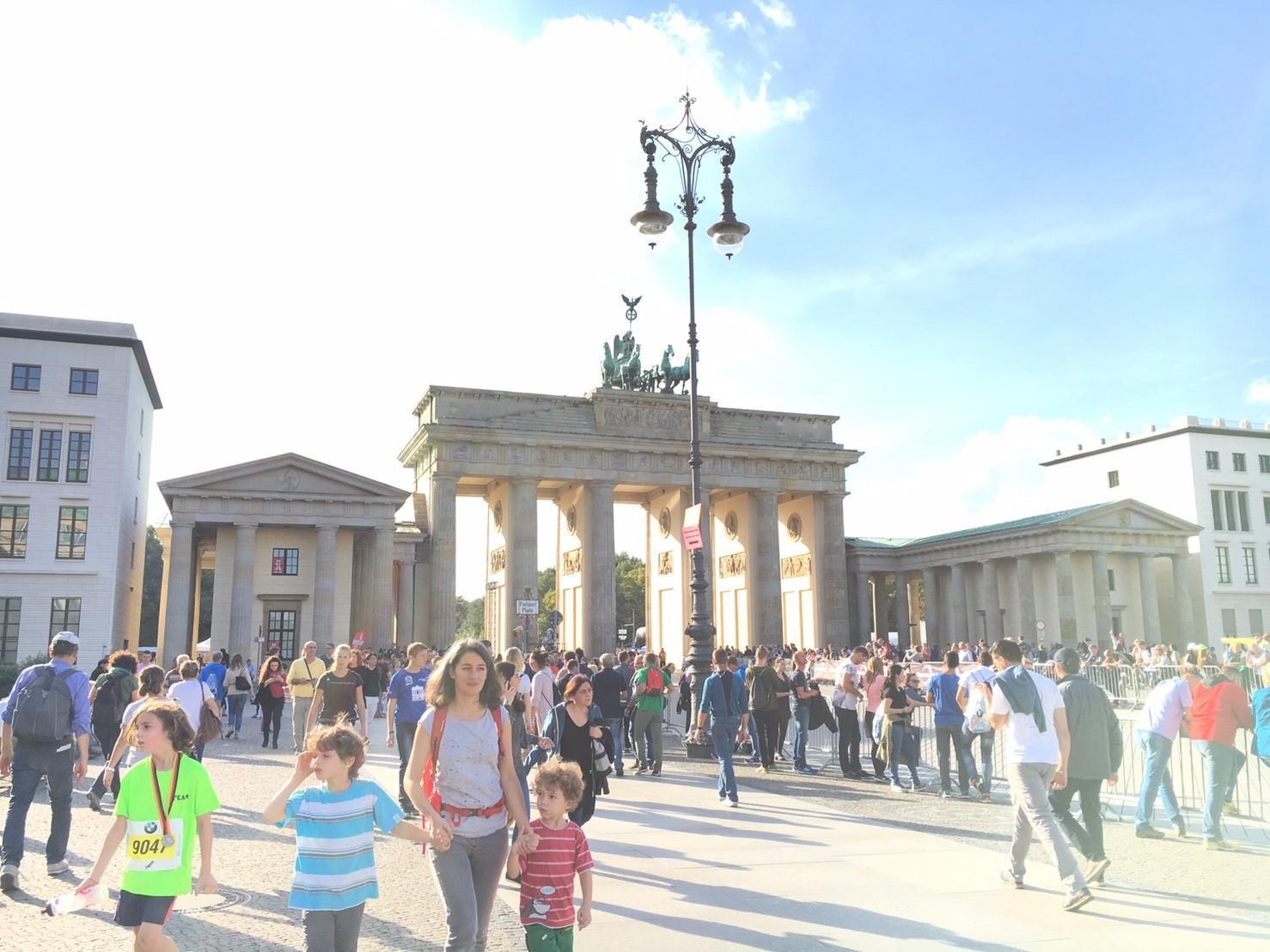 ドイツフィールドスタディ写真1